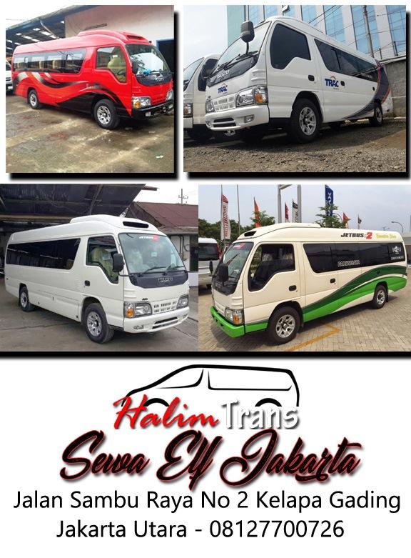 Sewa Elf Long Chassis 19 Seat Jakarta