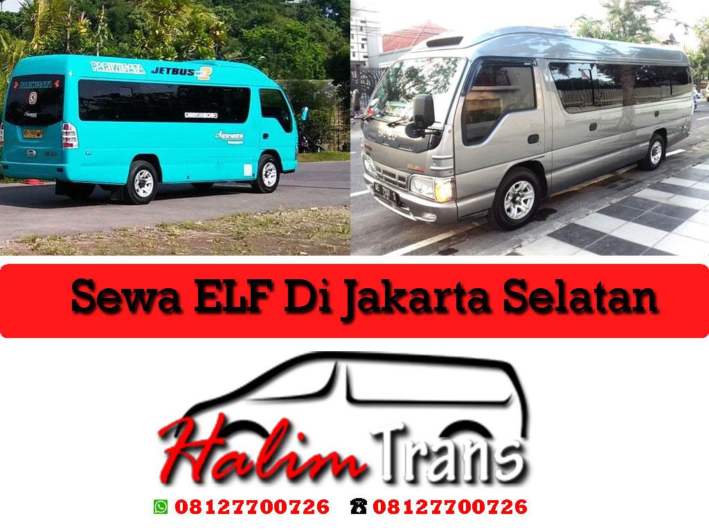 Sewa Elf Jakarta Selatan Harga Murah